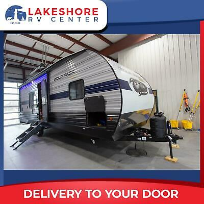 Forest River Wolf Pack 24GOLD14 Travel Trailer Toy Hauler RV WE DELIVER TO YOU!!