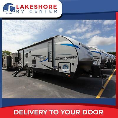 Forest River Alpha Wolf 23RD-L Travel Trailer Camper RV PRICE WILL NOT LAST LONG