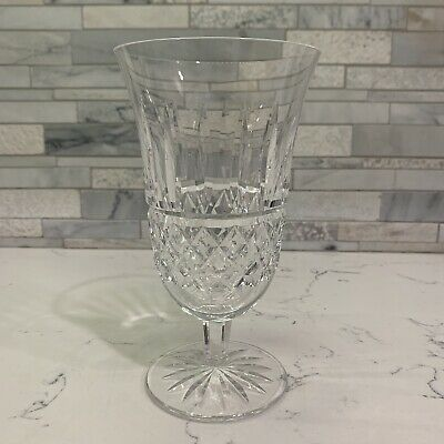 "Waterford Crystal MAEVE Iced TEA Stemmed  Glass 12 Ounce 6 1/2"" Goblet"