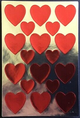 Vintage Stickers - American Greetings - Valentine's Day - Mint Condition!!