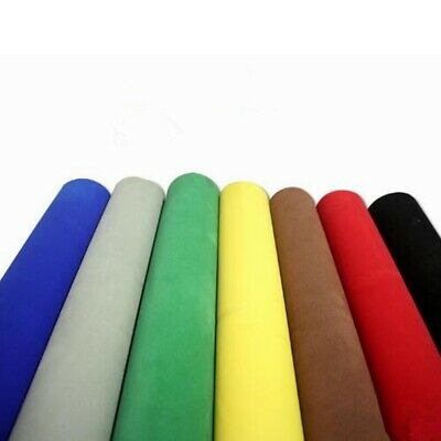 Roll Self Adhesive Sticky Back Velvet Felt Fabric Jewelry Wallpaper 2 Metres