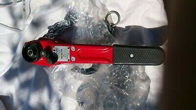 G TAYLOR VIPER Manual Hand Ratchet / Chain Lever Winch/ Lifting Pull Hoist