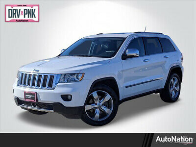 2013 Jeep Grand Cherokee Limited 2013 Jeep Grand Cherokee Limited Four Wheel Drive 5.7L V8 16V Automatic 81487