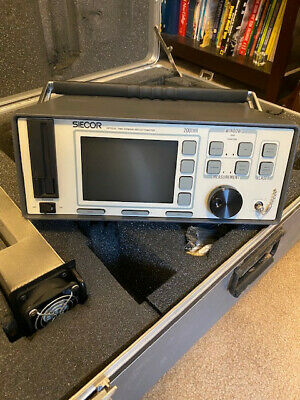 Seicor Optical Time Domain Reflectometer, Used Only a Few Times