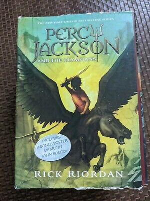 Percy Jackson & the Olympians Ser.: Percy Jackson and the Olympians 5 Book Pape…