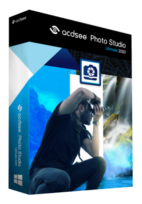 ACDSee Photo Studio Ultimate 2020 ✅ Lifetime Activation ✅ Fast Delivery