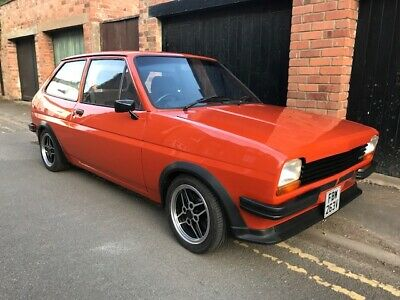 Ford Fiesta MK1 XR2 1.0 L Popular