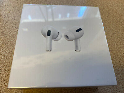 BRAND NEW Apple AirPods Pro - White - Noise Cancellation