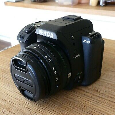 Pentax K-S2 With 18-50Mm Dc Wr Re Lens - 531 Shutter Count - Excellent Condition