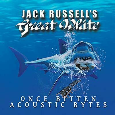 Jack Russell`s Great White-Once Bitten Acoustic Bytes (Uk Import) Cd New
