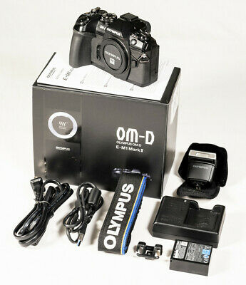 Olympus OM-D E-M1 Mark II Digital camera - Excellent condition.