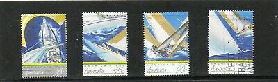 Sg 1046-9 Australia America's Cup Yachting  Fine Used Set