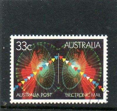 Sg 987 Australia Electronic Mail  Fine Used Stamp