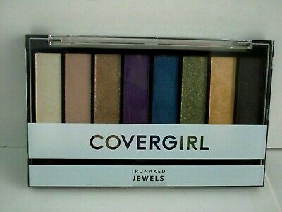 COVERGIRL TRUNAKED JEWELS EYESHADOW Woman