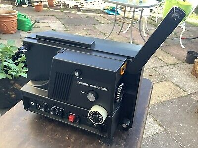 Chinon Sound 7000 Super 8 Cine Movie Projector