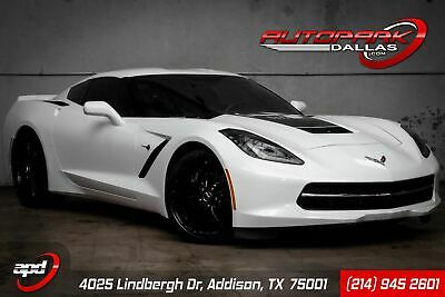 2014 Chevrolet Corvette Stingray Z51 3LT ProCharged! ProCharged, 3LT, LOW Miles, Clean Carfax, 8 Speed, WE FINANCE!