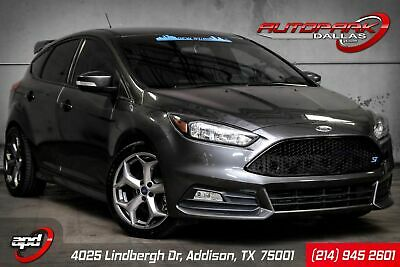 2016 Ford Focus ST Tuned on E30 w/ MANY Upgrades! COBB stage-2. Clean Carfax, Many Upgrades, Fresh Service, WE FINANCE!