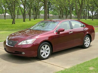 2008 Lexus ES 350 Premium Plus Only 51k Miles Non-Smoker 4 New Michelin Tires Heated and Cooled Leather Seats Moonroof