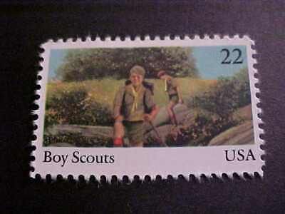 Scott # 2161 Boy Scouts Unused OGNH