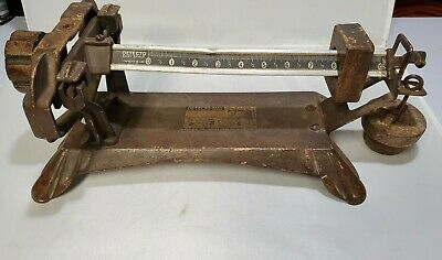 Vintage Baby Scale - Detecto Beam Type NO trayNO RESERVE