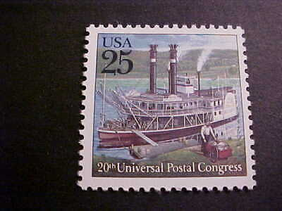 Scott# 2435 Paddle Wheel Steamer Unused OGNH