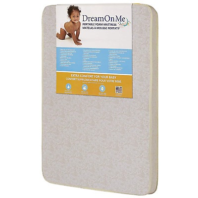 Mini Portable Baby Play Mattress Mini Portable Baby and Foam Pack