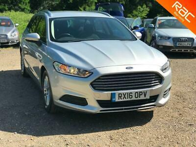2016 Ford Mondeo 1.5 TDCi ECOnetic Style 5dr ESTATE Diesel Manual