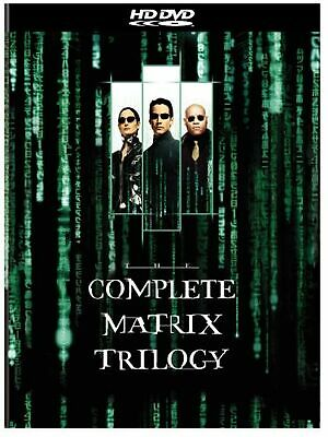 The Complete Matrix Trilogy [HD DVD]