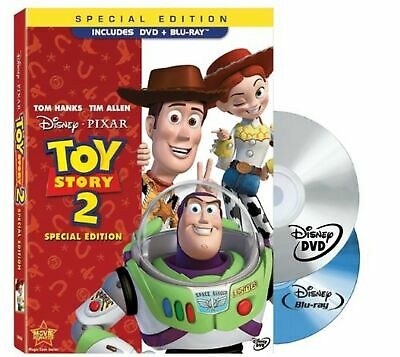 Toy Story 2 (Special Edition) (Blu-ray + DVD) (Bilingual)