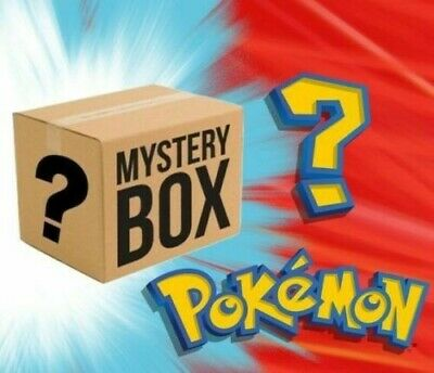 Pokemon Mystery Box ☆SEALED BOOSTER☆ + EXTRA RARES/GX/HOLO/WOTC See Description!