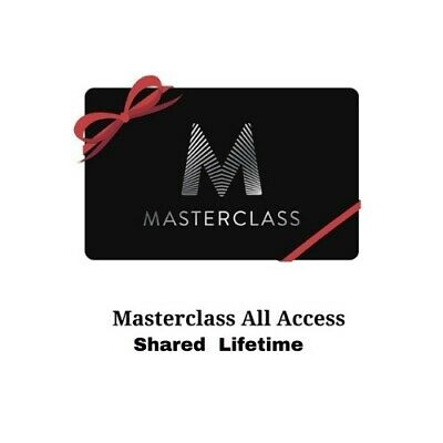 MasterClass Pro  Lifetime   (INSTANT DELIVERY)