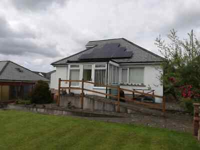 Detached Bungalow with plot of Land possible Development South Cumbria no Chain