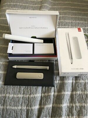 Adobe Ink & Slide Stylus Digital Pen And Ruler For iPad