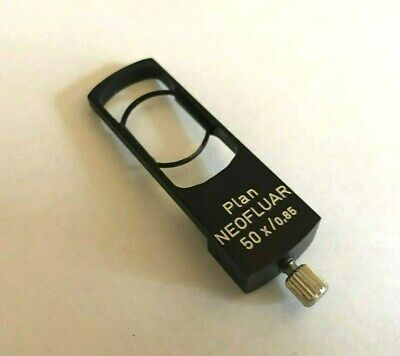 Zeiss DIC Prism Slider for Plan Neofluar 50x /0.85 Microscope Objective