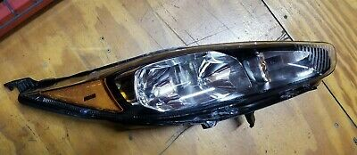 Oem Factory Stock 14-18 Ford Fiesta Headlight Headlamp Signal Passenger Side