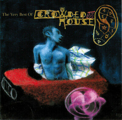 Crowded House ‎– Recurring Dream - The Very Best Of / Greatest Hits CD