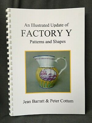 Factory Y - An Illustrated Update of Patterns & Shapes Book