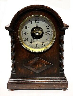 Vintage BULLE Electric Electromagnetic Clock No 11942 LAMB HARTLEPOOL