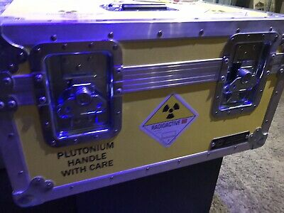 Back To The Future Plutonium Case