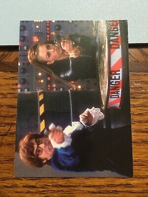 Promo Card Austin Powers P6