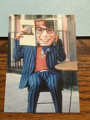 Promo Card Austin Powers P7