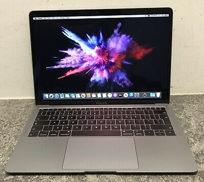 "Apple MacBook Air 13.3"" Retina - Space Grey - 2019 (128GB, 1.60GHz, i5, 8GB RAM)"