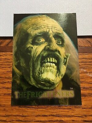 1996 Dart The Frighteners (Movie) Trading Card Promo P2