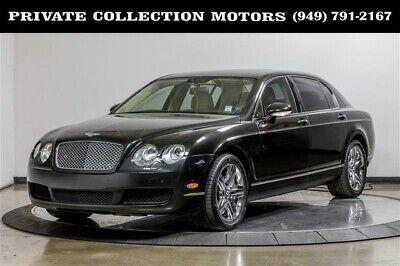 2006 Bentley Continental Flying Spur  2006 Bentley Continental Flying Spur Two Owner CA Car