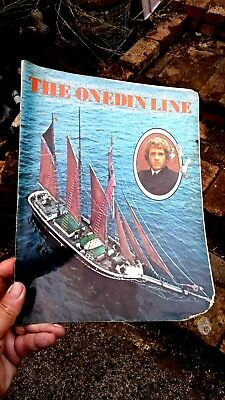 Radio Times Special Magazine FRom 1973 - The Onedin Line