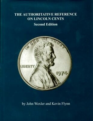 The Authoritative Reference on Lincoln Cents~Second Edition~New~In Stock~!