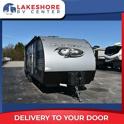 Forest River Grey Wolf 23DBH Travel Trailer Camper RV - REDUCED PRICING