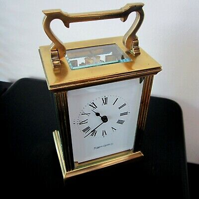 Superb Vintage Carriage Clock By Mappin & Webb in Excellent condition