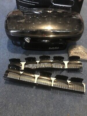 Babyliss Thermo Ceramic Heated Hair Rollers Styler Curlers