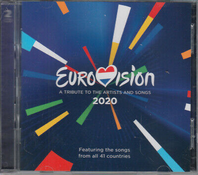 Eurovision 2020 - A Tribute To the Artists and Songs - Various Artists - Double